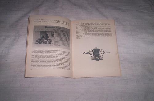 el automovil en el uruguay los años heroicos 1900-1930..