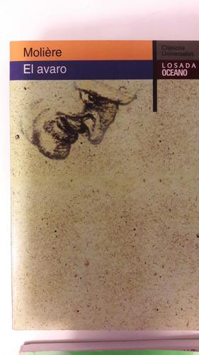 el avaro- moliere