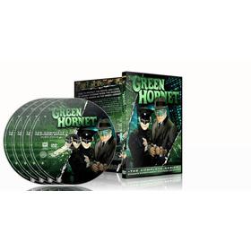 El Avispon Verde - Serie Completa Dvd - Edicion Especial