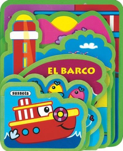 el barco (panorámicos de gomaespuma)(libro infantil y juveni