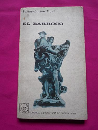 el barroco - victor lucien tapié