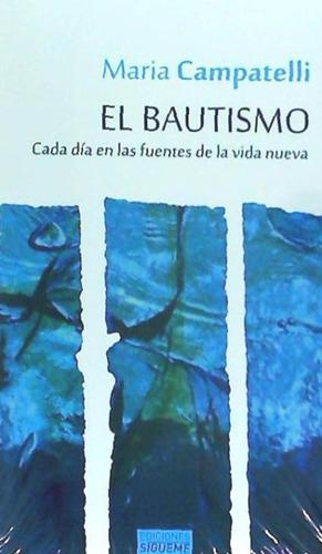 el bautismo(libro sacramentos)