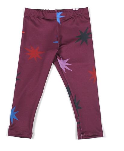 el bosque de robles - legging para niña