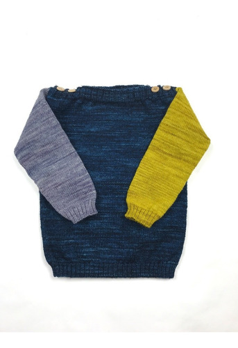 el bosque de robles - sweater de lana merino