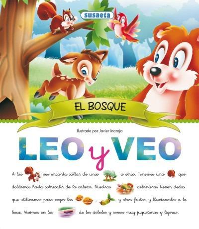 el bosque(libro infantil y juvenil)