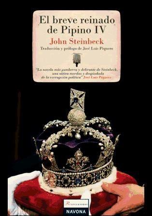 el breve reinado de pipino iv(libro novela y narrativa)