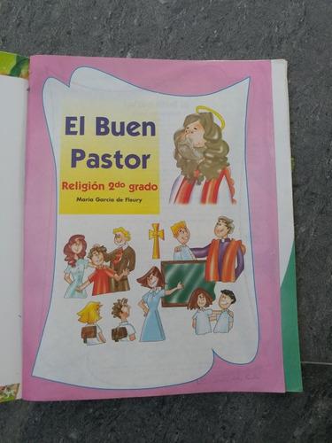 el buen pastor 1 primer grado y seguno grado usados