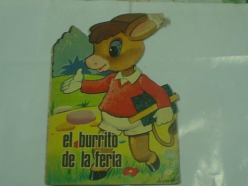 el burrito de la feria serie zoo toray 1965 sotillos a.ayne