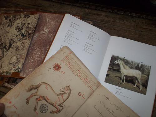 el caballo español de estirpe cartujana libro de albeyteria