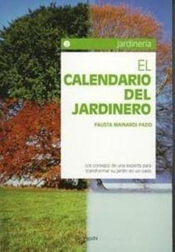 el calendario del jardinero, fausta mainardi fazio, vecchi