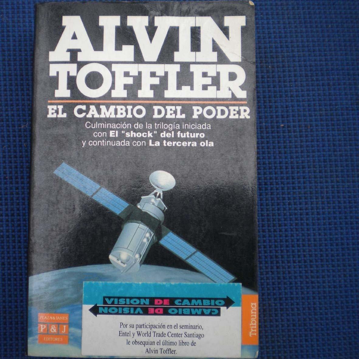 Libro El Shock Del Futuro Alvin Toffler Pdf