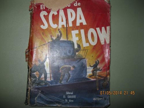 el camino de scapa flow, gunther prien