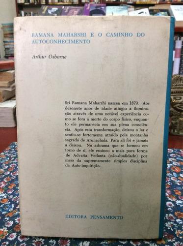 el camino del autoconocimiento ramana maharshi en portugués