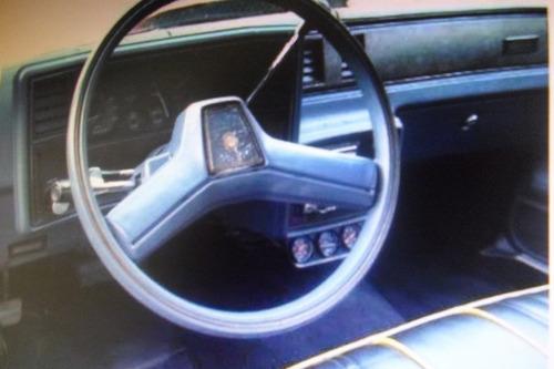 el camino v8 350 edelbrock 1984