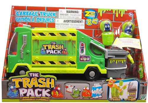el camión de basura basura pack 'trashies'