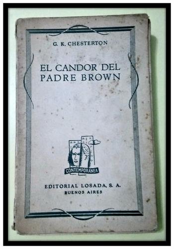 el candor del padre brown. g.k. chesterton