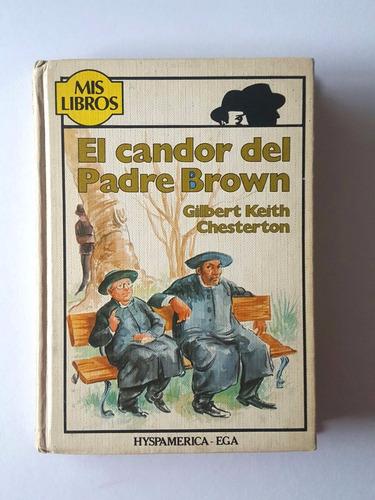 el candor del padre brown - g.k. chesterton - mis libros