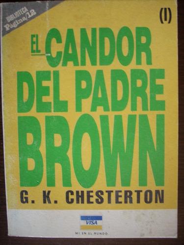 el candor del padre brown i chesterton biblioteca pagina 12
