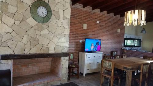 el cano 846 - alquiler casa valeria del mar