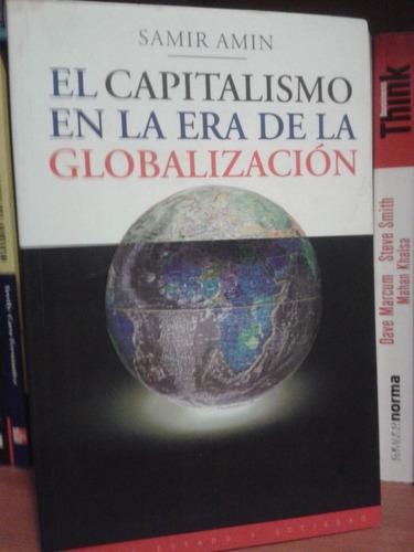 el capitalismo en la era de la globalizacion de samir amin