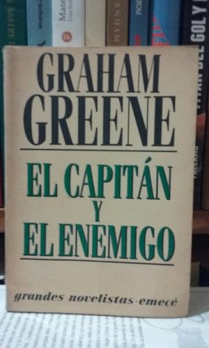 el capitan y el enemigo. graham greene