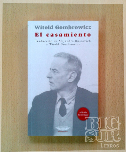 el casamiento - witold gombrowicz