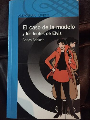 el caso de la modelo y los lentes de elvis
