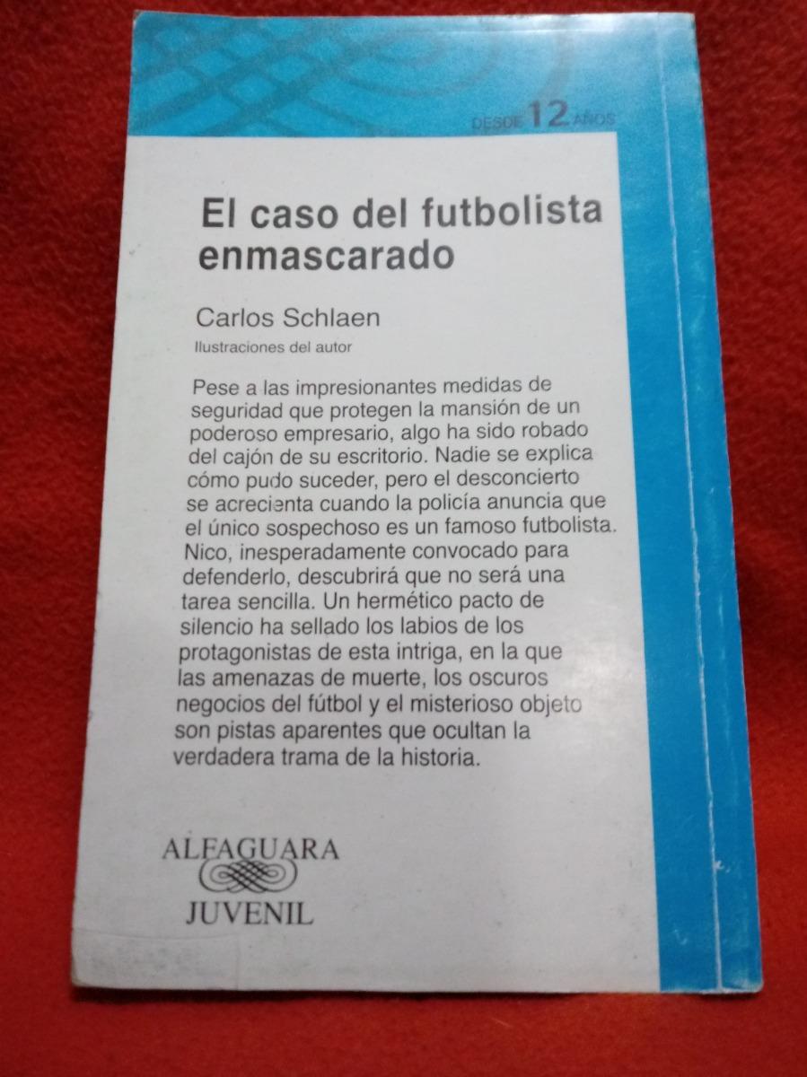 Del enmascarado caso el ebook futbolista descargar