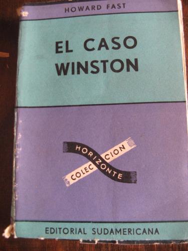 el caso winston. howard fast