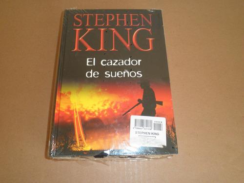 el cazador de sueños stephen king nuevo tapa dura