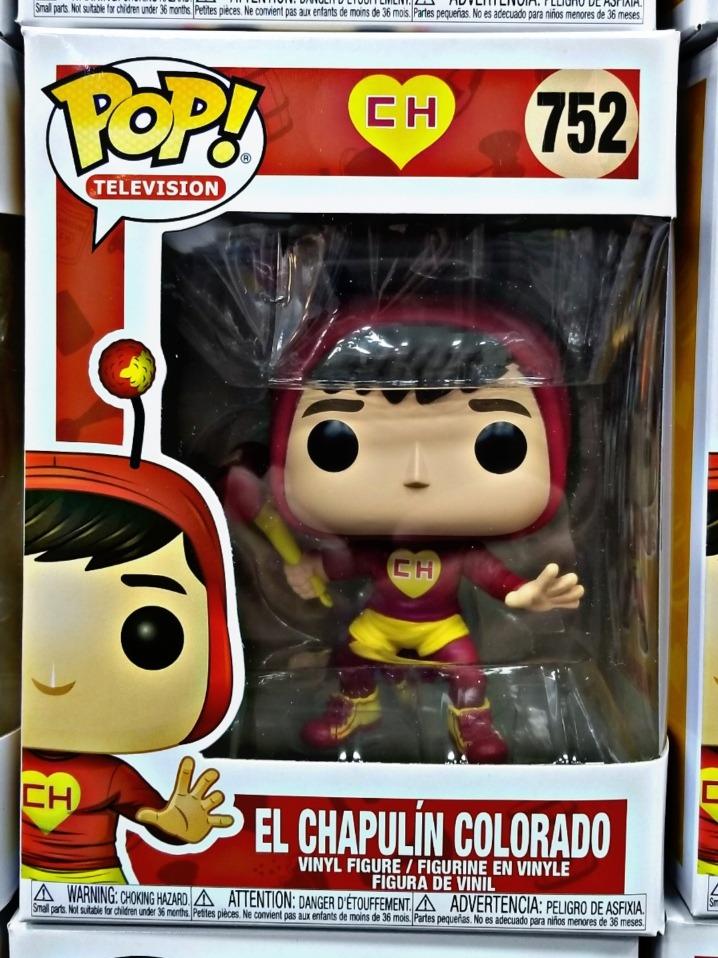 El Chapulin Colorado Funko Pop Chespirito El Chavo Del Ocho