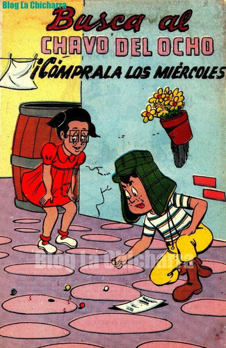 el chavo del ocho chapulin colorado comic coleccion digital