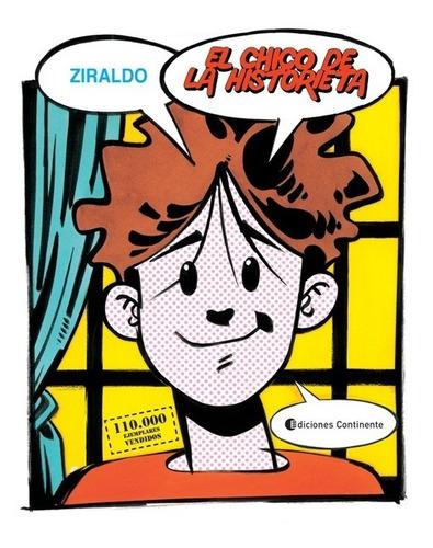 el chico de la historieta, ziraldo, continente
