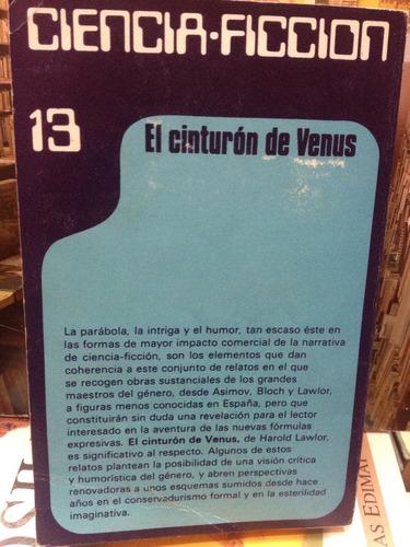 el cinturon de venus - asimov, bloch, brown - c. ficcion