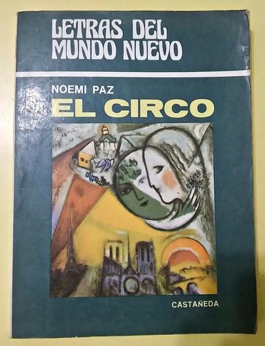 el circo noemí paz