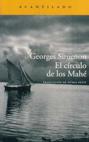 el circulo de los mahe - georges simenon