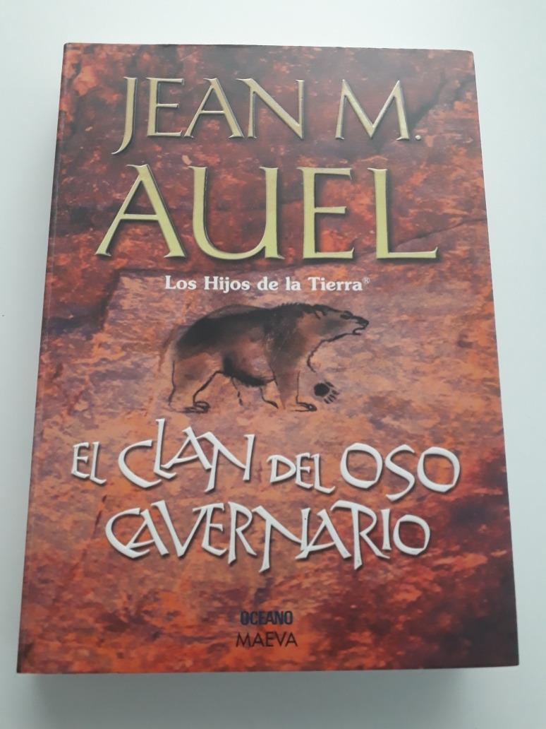 el clan del oso cavernario los hijos de la tierra- jean auel ...
