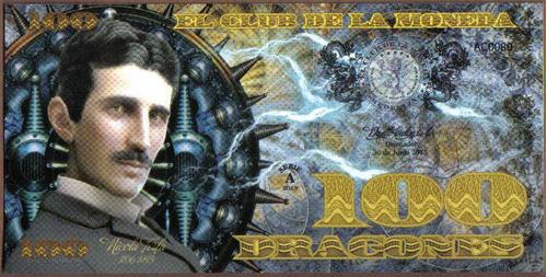 el club de la moneda 100 dragones 30 jun 2013 plastico