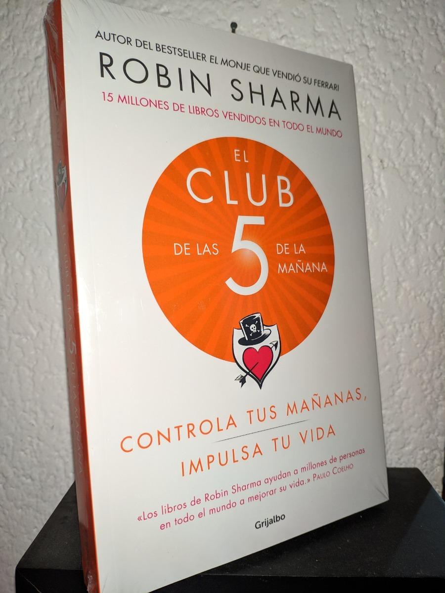 el club de las 5 de la mañana robin sharma original env grat. Cargando zoom.