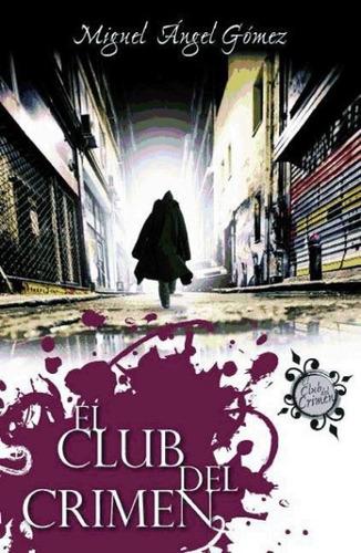 el club del crimen(libro )