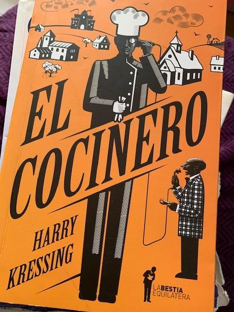 El Cocinero Harry Kressing Best Seller #bestseller #cuentos ...