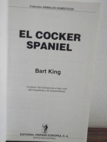 el cocker spaniel - bart king