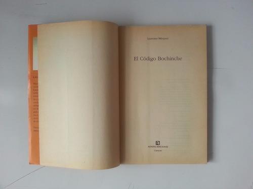 el código bochinche, laureano marquez