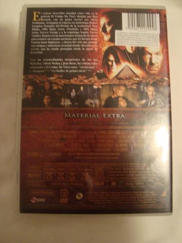 el codigo da vinci pelicula  dvd  en caballito*