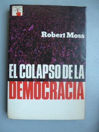 el colapso de la democracia
