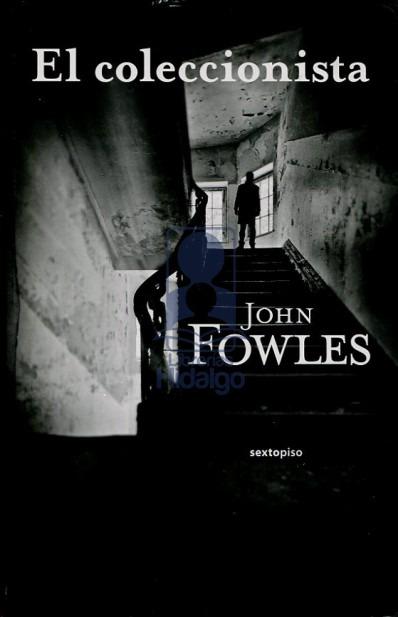 Resultado de imagen de El coleccionista, John Fowles