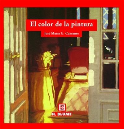 el color de la pintura.(libro )