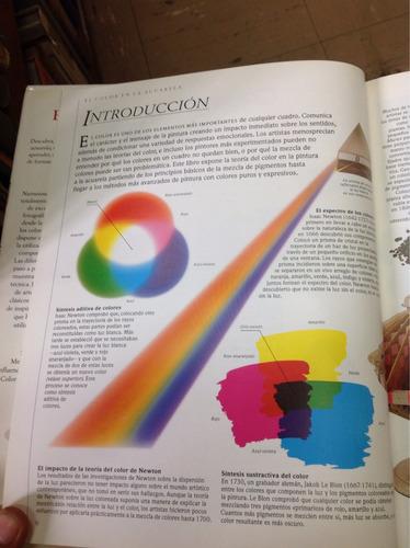 el color en la acuarela. ray smith. escuela del arte.