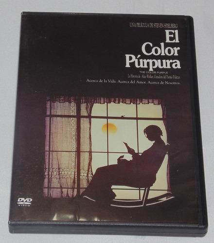 el color purpura steven spielberg pelicula dvd original nuev