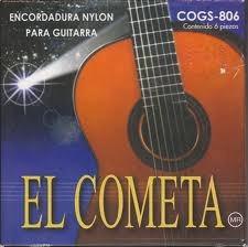 el cometa enc. guit. el cometa nylon c/borla mod:806
